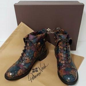 Patricia Nash Women's  Boots LIA PERUVIAN PAINT